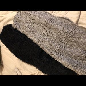 H&M scarf bundle
